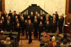 Benefiční koncert pro Diakonii ČCE 8. 12. 2013