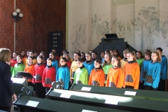 Koncert pěveckého sboru MIBIDIZO 9. 4. 2014