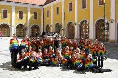 Krajská přehlídka školních dětských pěveckých sborů, Uherské Hradiště 11.4.2008