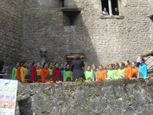 Montreux Choral Festival - Švýcarsko 2014